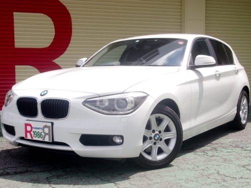 2013年式 BMW1シリーズ5ドア 116i