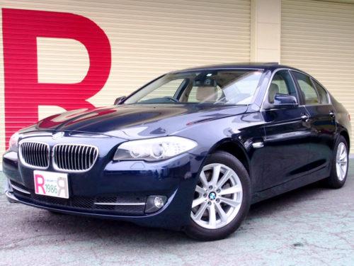 2011年式 BMW523iハイラインP(サンルーフ)