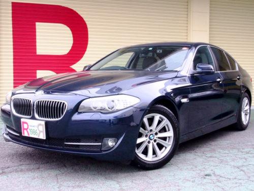 2010年式 BMW5シールーズ523i ハイラインP
