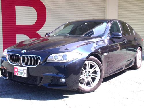2013年式 BMW5シリーズ523d Mスポーツパッケージ