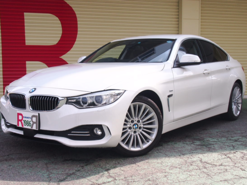 2016年式 BMW 420グランクーペ ラグジュアリー