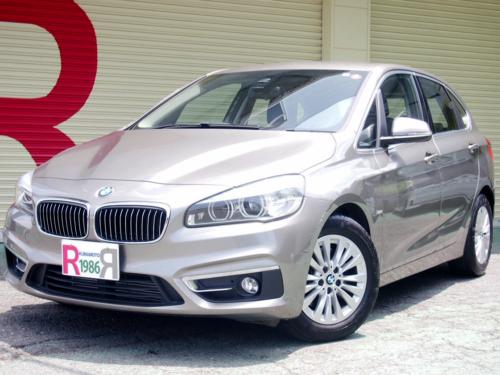 2015年式 BMW218iアクティブツアラーラグジュアリー