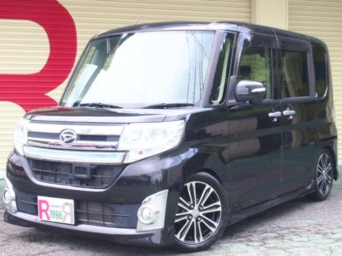 2014年式 タントカスタムRS SA(8型ナビ)