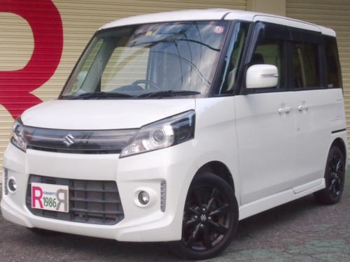 2014年式 スペーシアカスタムXSリミテッド(特別装備車)