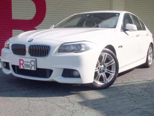 2011年式 BMW523i Mスポーツパッケージ